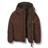 SNOWFLOW Brown - Straight Down Jacket 3