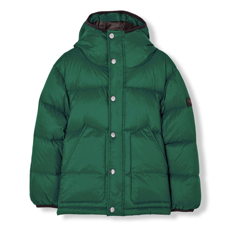 SNOWFLOW Emerald Green - Down Jacket 1