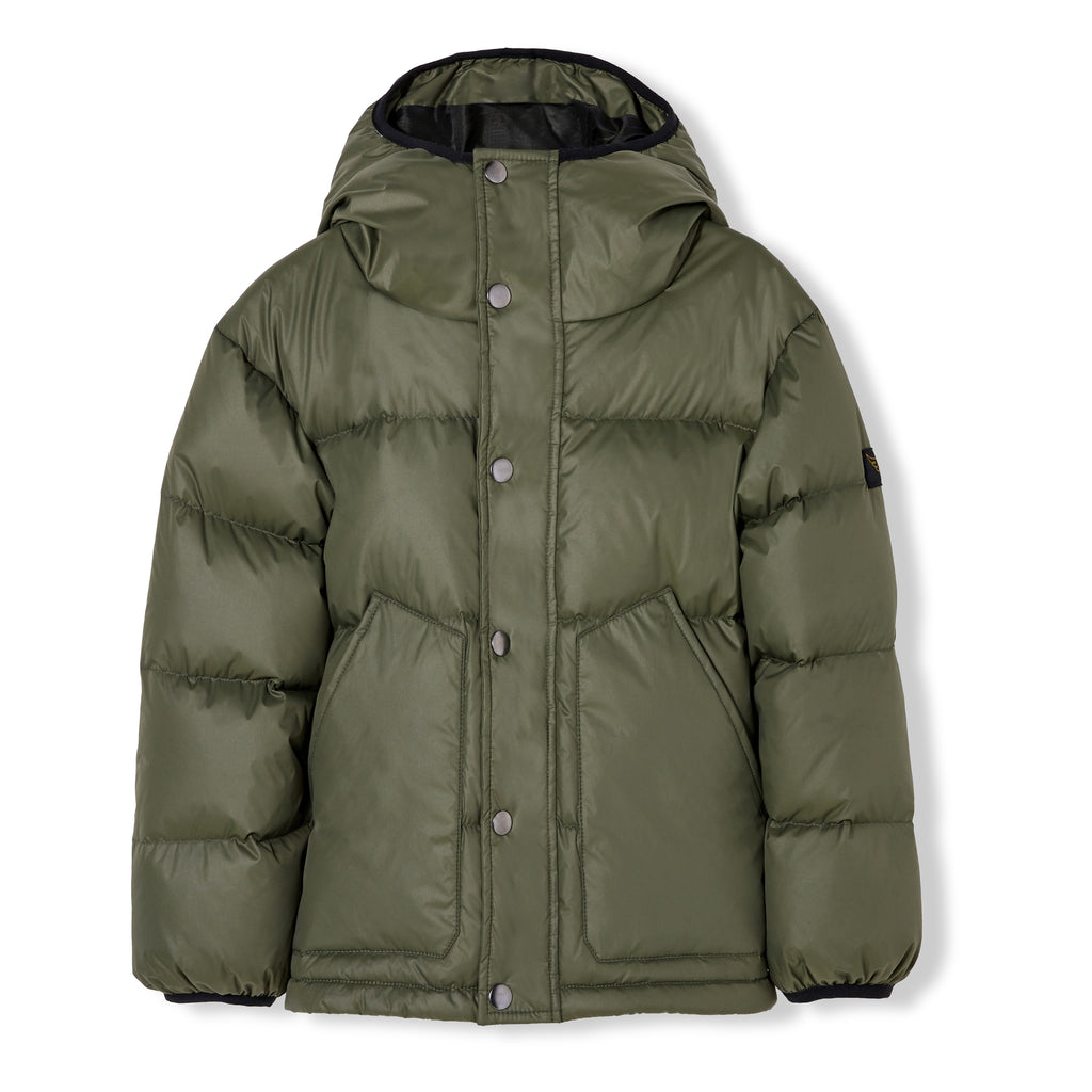 SNOWFLOW Khaki - Down Jacket 1