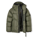 SNOWFLOW Khaki - Down Jacket 2