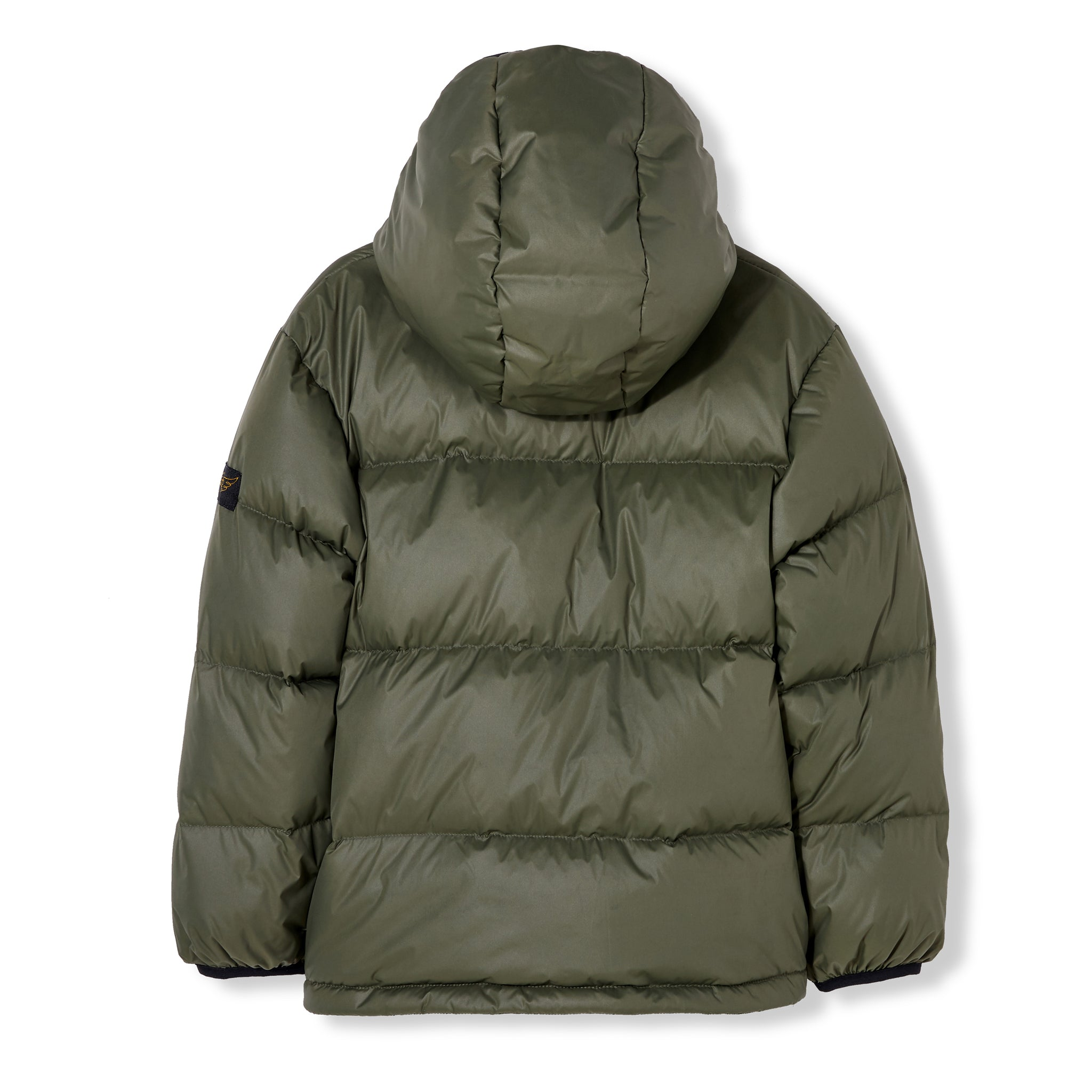 SNOWFLOW Khaki - Down Jacket 3