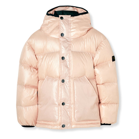 SNOWFLOW Light Pink - Down Jacket 1
