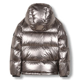 SNOWFLOW Silver - Straight Down Jacket 2