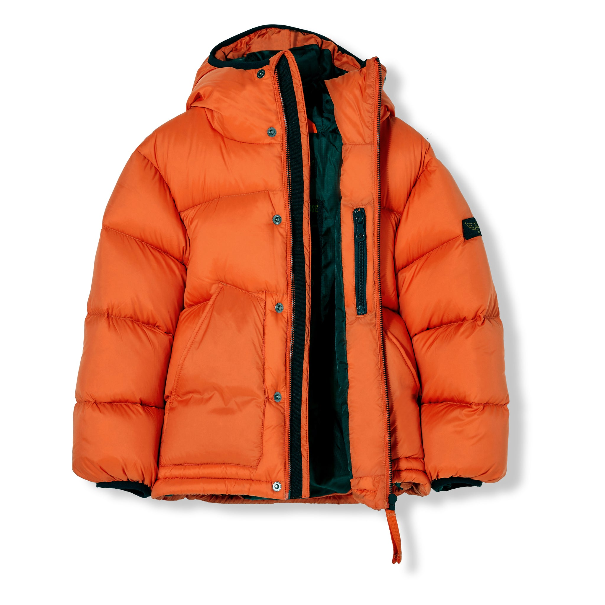 SNOWFLOW Tangerine - Down Jacket 2