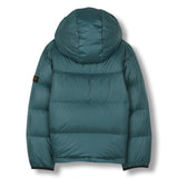 SNOWFLOW University Green - Straight Down Jacket 3