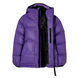 SNOWFLOW Violet - Down Jacket 2