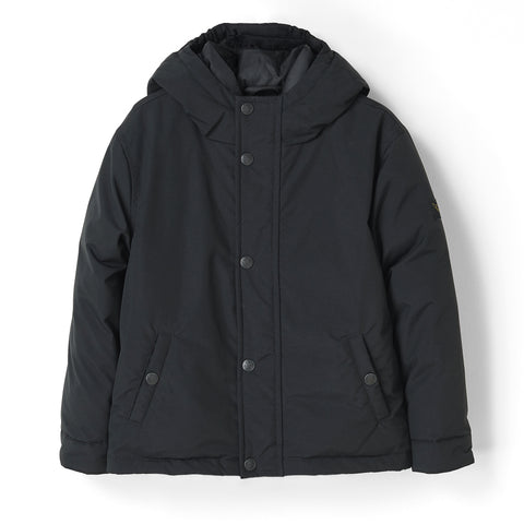 SNOWLAKE Ash Black - Down Jacket