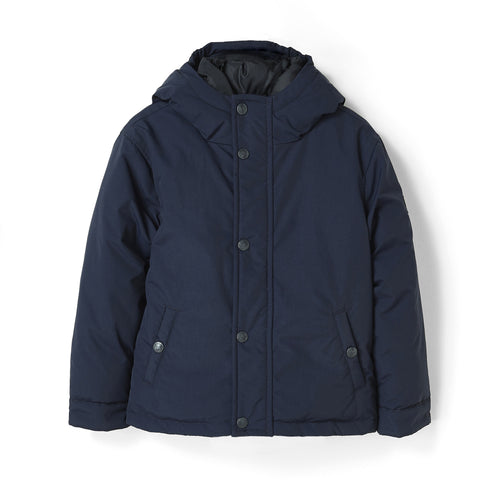 SNOWLAKE Navy - Down Jacket