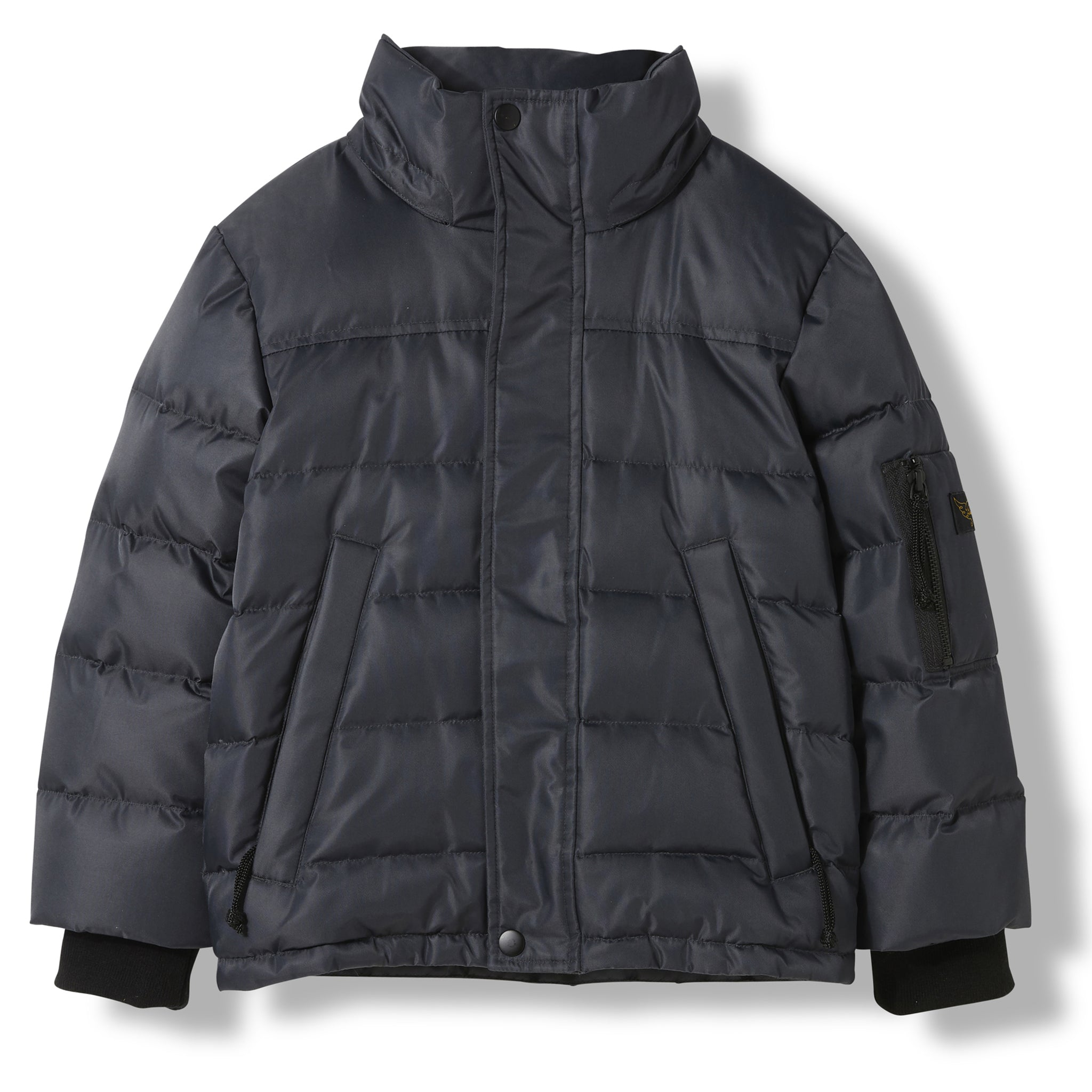 SNOWLYNX Ash Black -  Woven Down Jacket 4