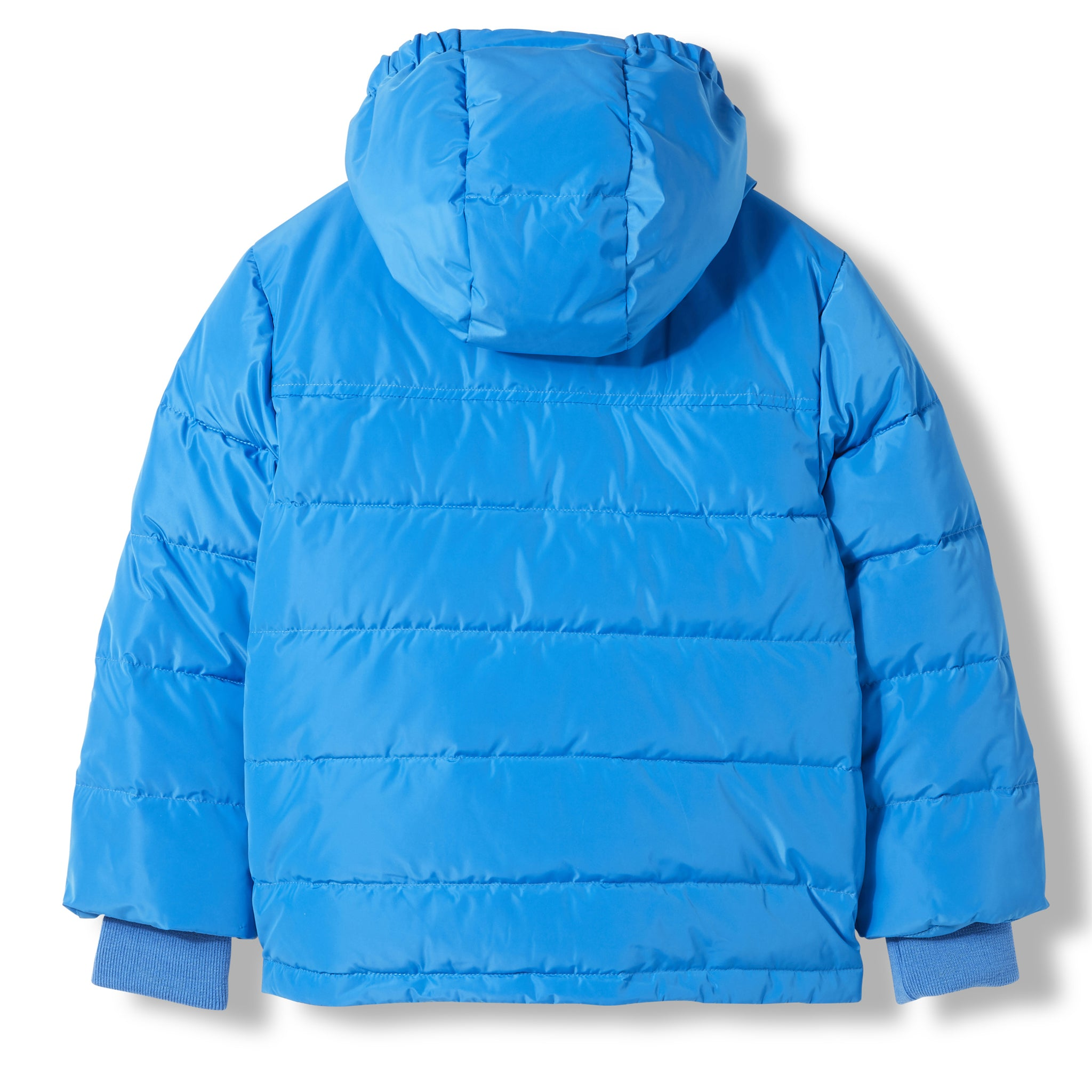 SNOWLYNX Pop Blue -  Woven Down Jacket 5