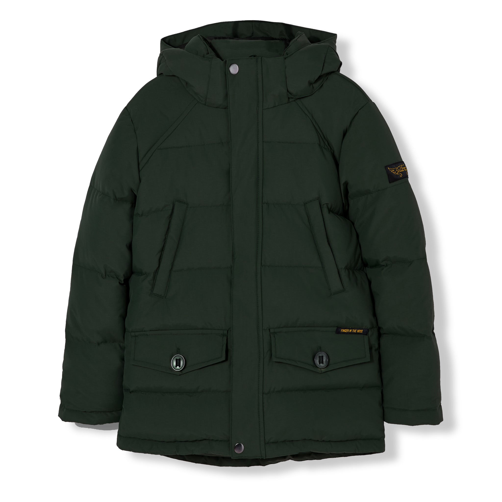 SNOWMOOSE City Khaki - Down Parka
