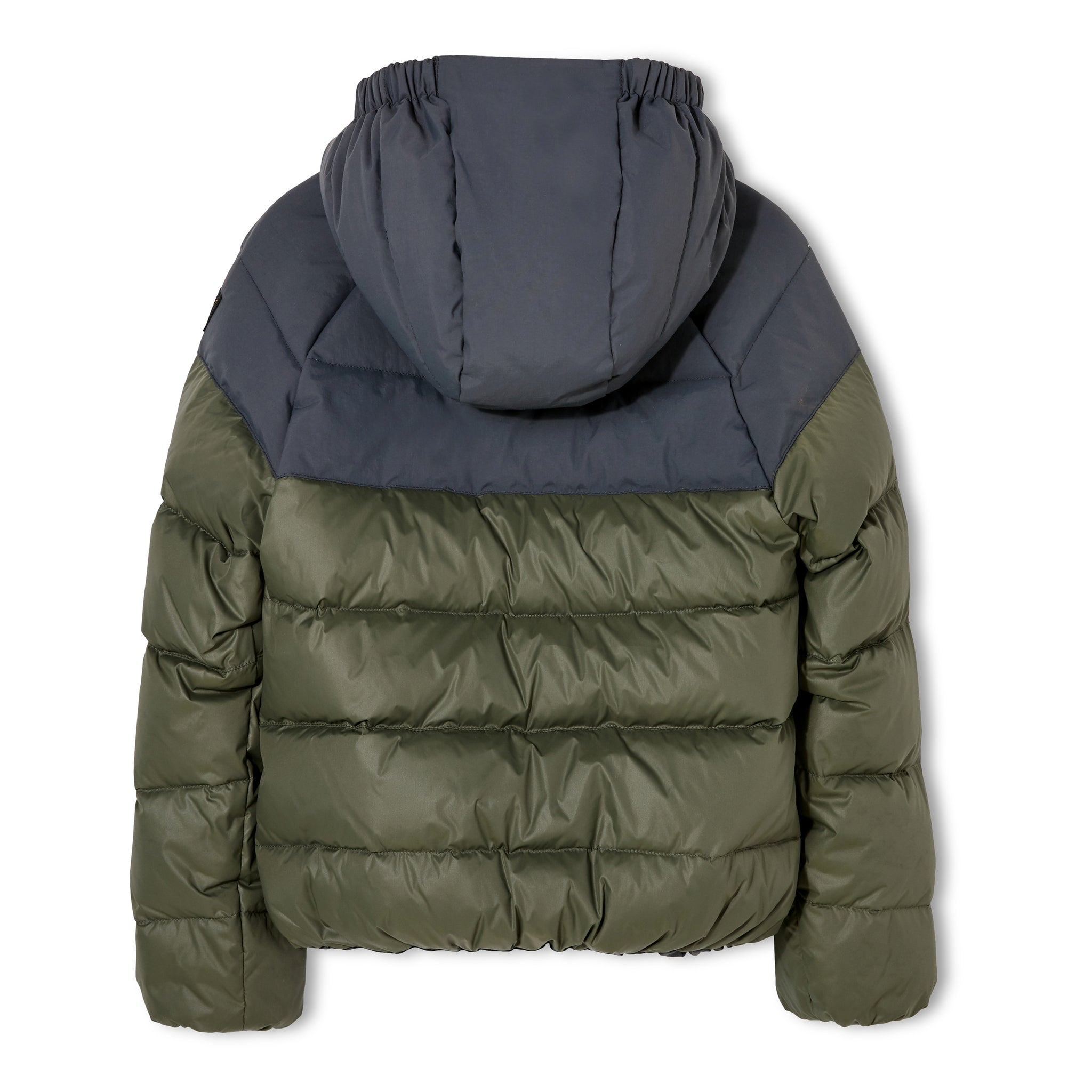SNOWSCOUT Ash Black - Reversible Down Jacket 3