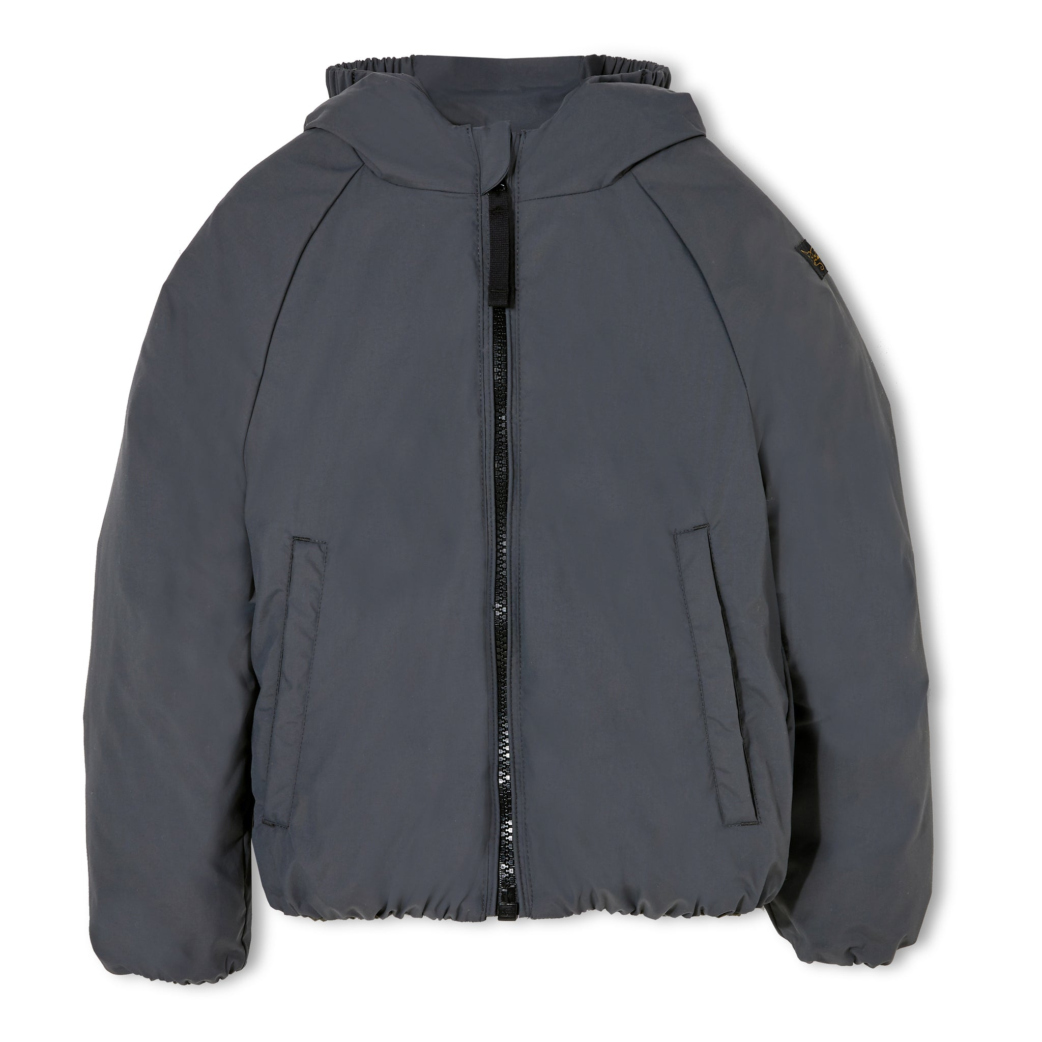 SNOWSCOUT Ash Black - Reversible Down Jacket 4
