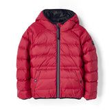 SNOWSKATE Tomato - Short Down Jacket