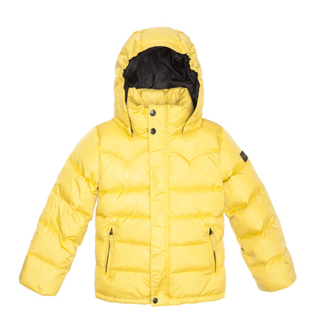 SNOWSLOPE Lemongrass -  Down Jacket