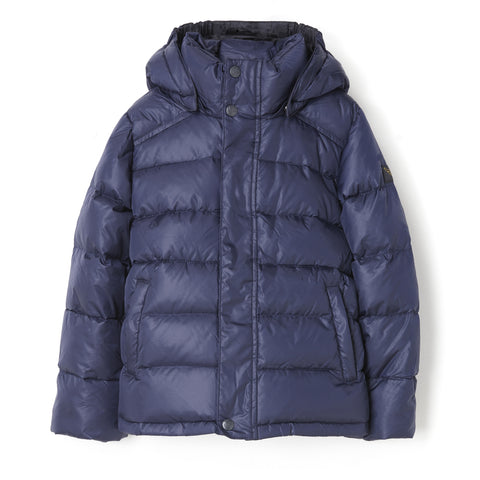 SNOWSLOPE Navy - Down Jacket