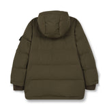SNOWTOWN Khaki - Down Parka 2