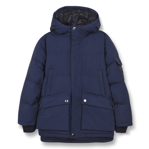 SNOWTOWN Sailor Blue - Down Parka 1