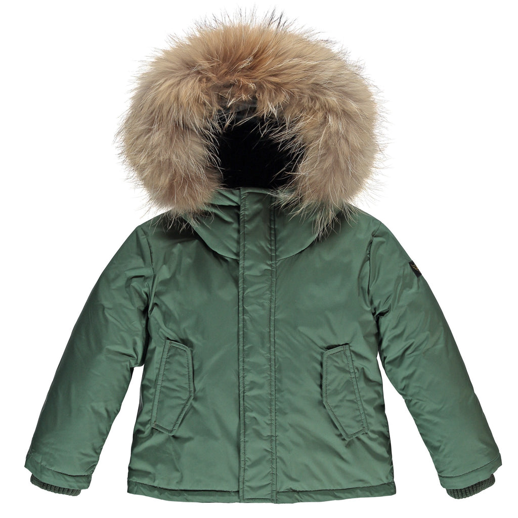 SNOWTRIP Forest - Girls  Down Jacket