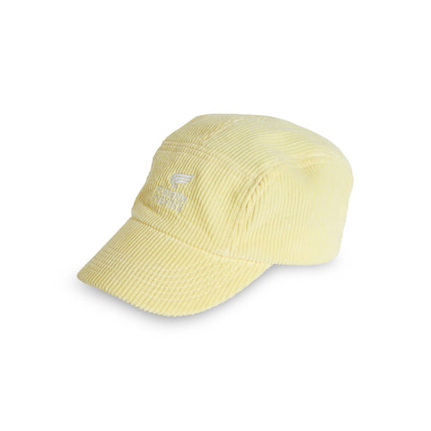 SOFT Pale Yellow Cord - Cap 1