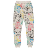 SPRINT Off White Snoopy - Unisex Jogg Pants