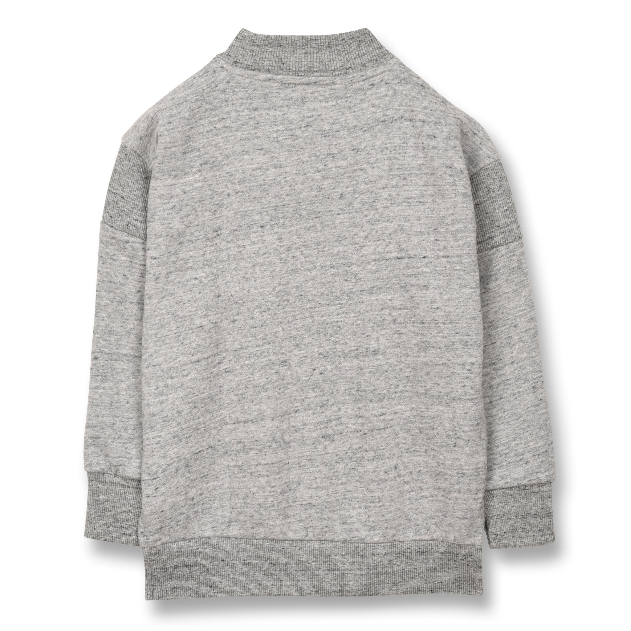 STANCE Heather Grey Skate Heart - Loose Fit Sweatshirt 2