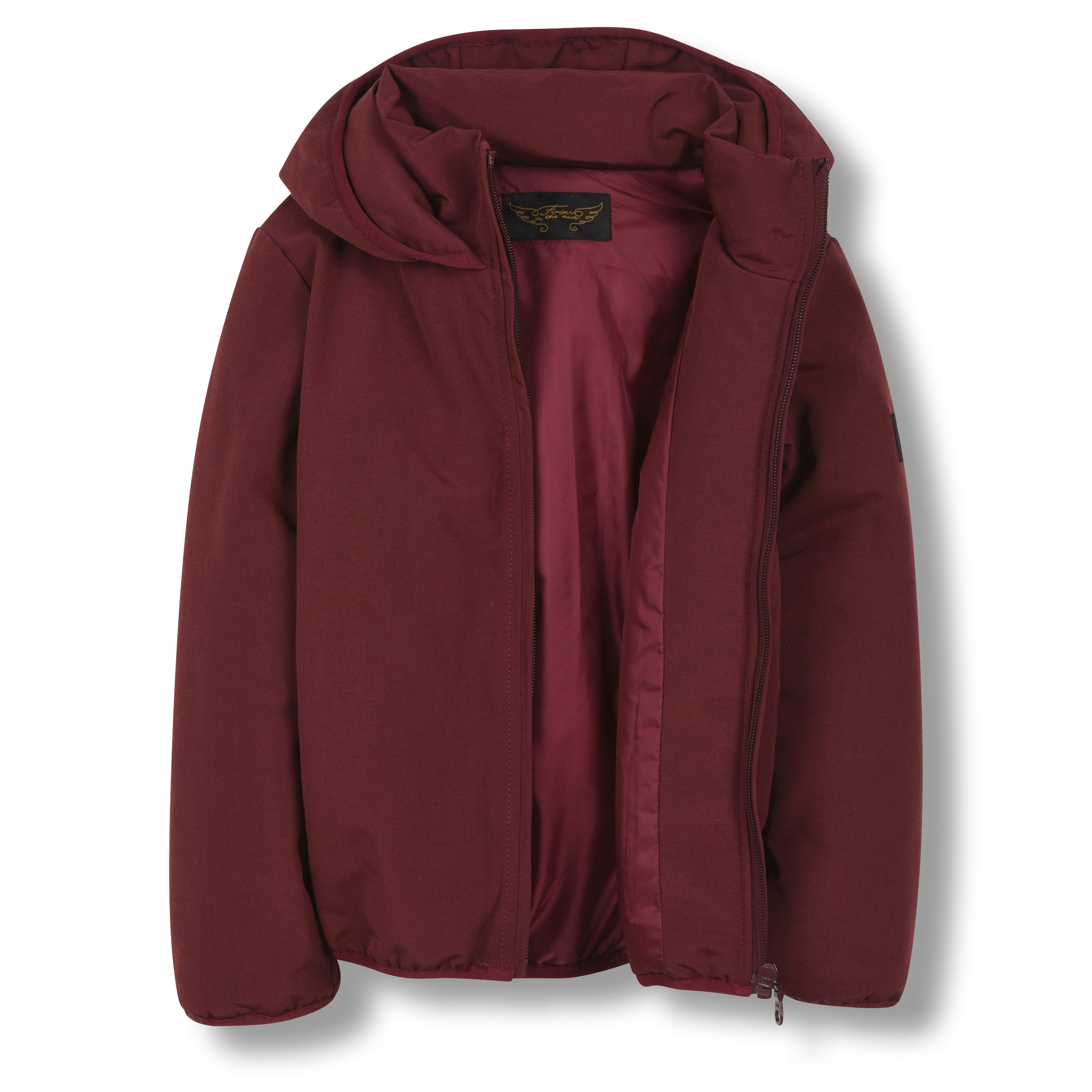 STANLEY Burgundy - Rain & Wind Breacker Jacket 2