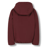STANLEY Burgundy - Rain & Wind Breacker Jacket 3