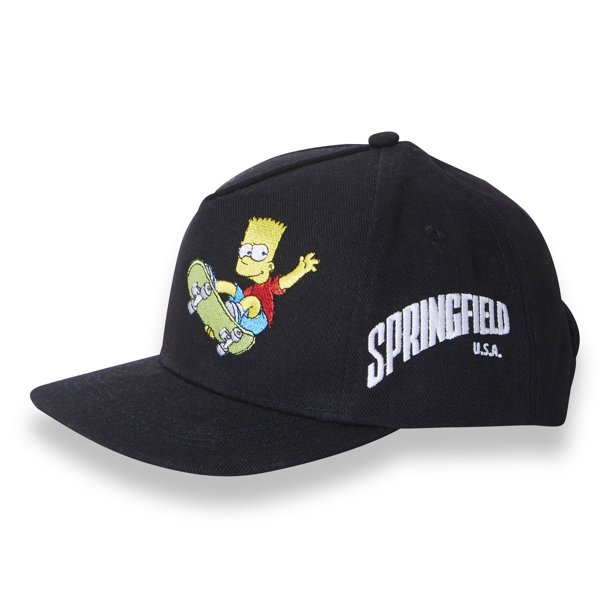 SUNBLADE  Black Bart Skate -  Unisex woven cap by Finger in the Nose