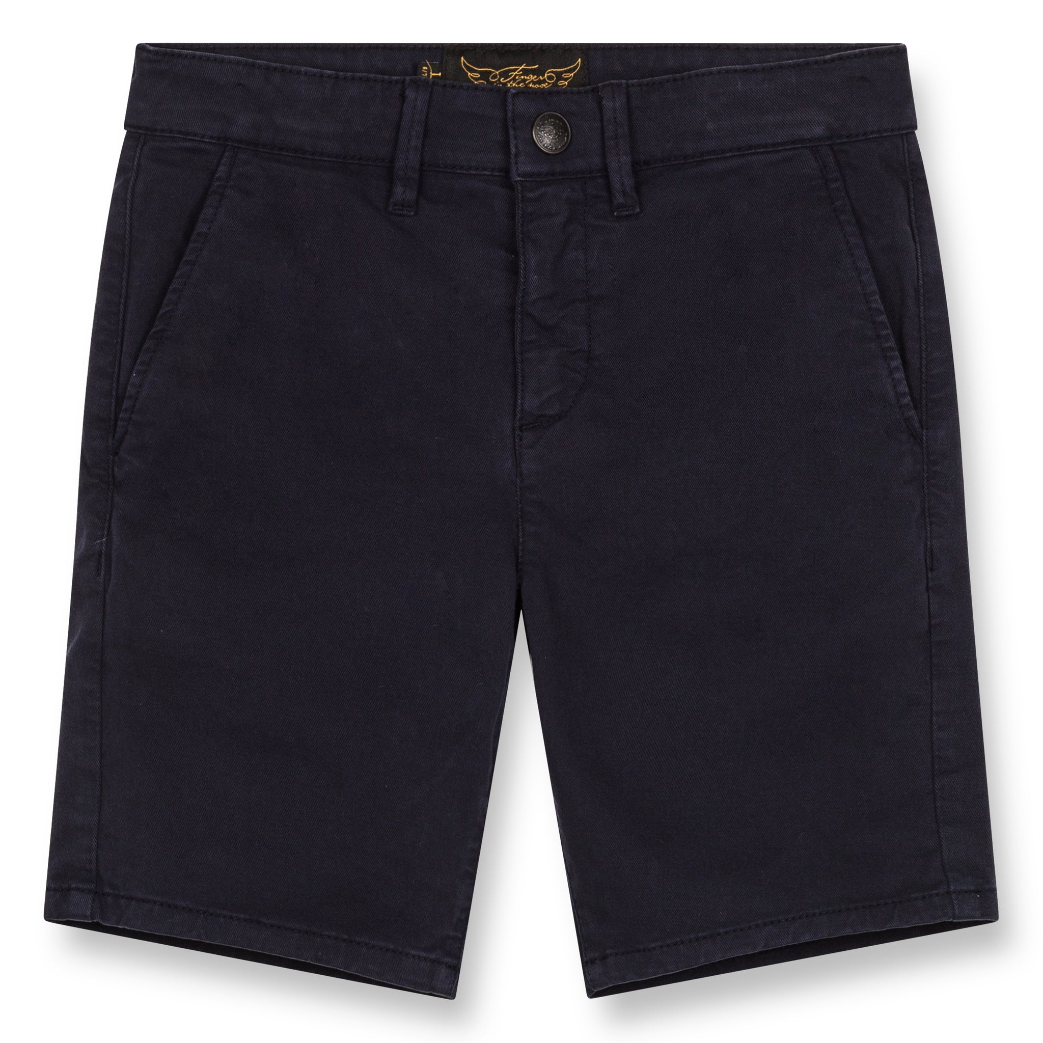 SURFER Super Navy - Chino Fit Bermuda Shorts 1