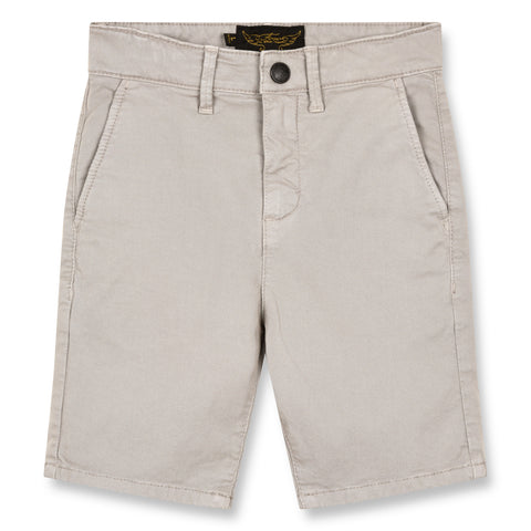 SURFER Warm Grey - Chino Fit Bermuda Shorts 1