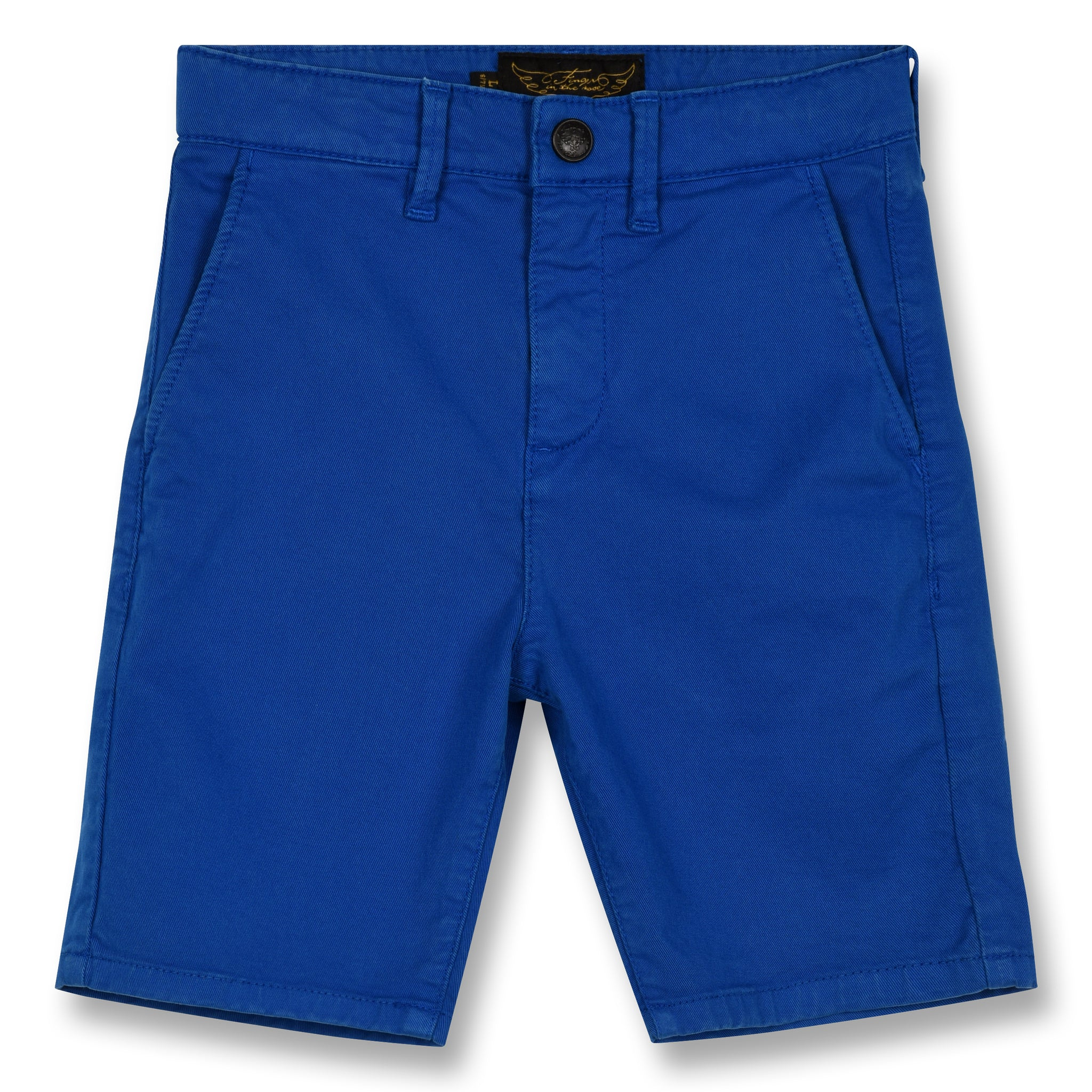 SURFER Work Blue - Chino Fit Bermuda Shorts 1