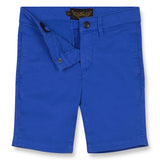 SURFER Work Blue - Chino Fit Bermuda Shorts 2