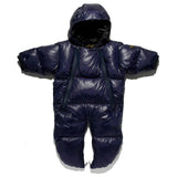 SNOWBIRD Navy -  Down Baby Warmer