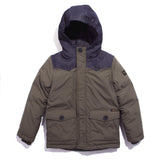 SNOWPEAK Olive - Down Jacket