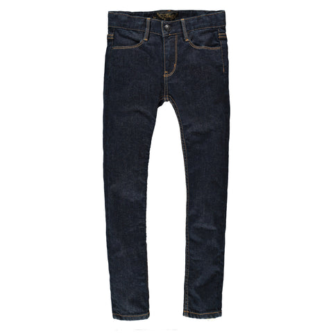 TAMA Raw Denim Blue - Skinny Fit Jeans