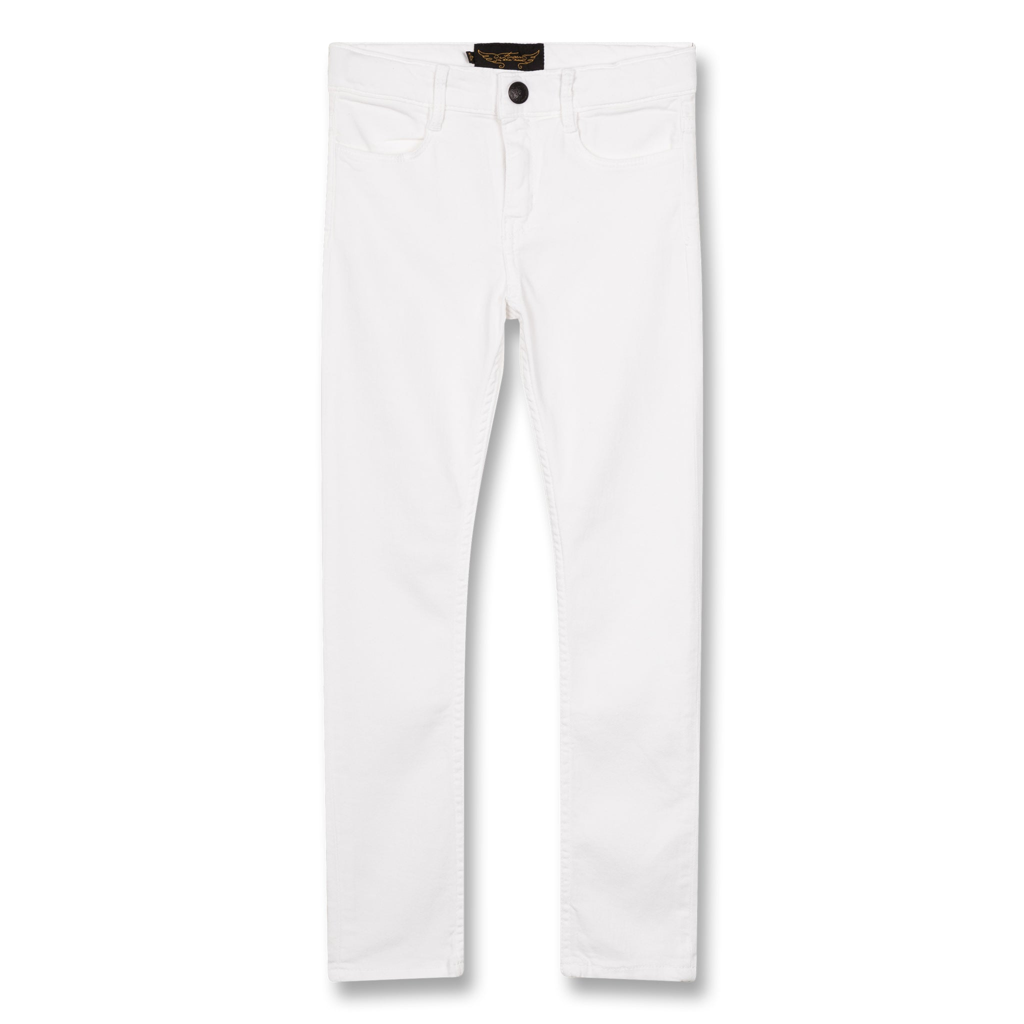 TAMA Optical White - Skinny Fit Jeans 1