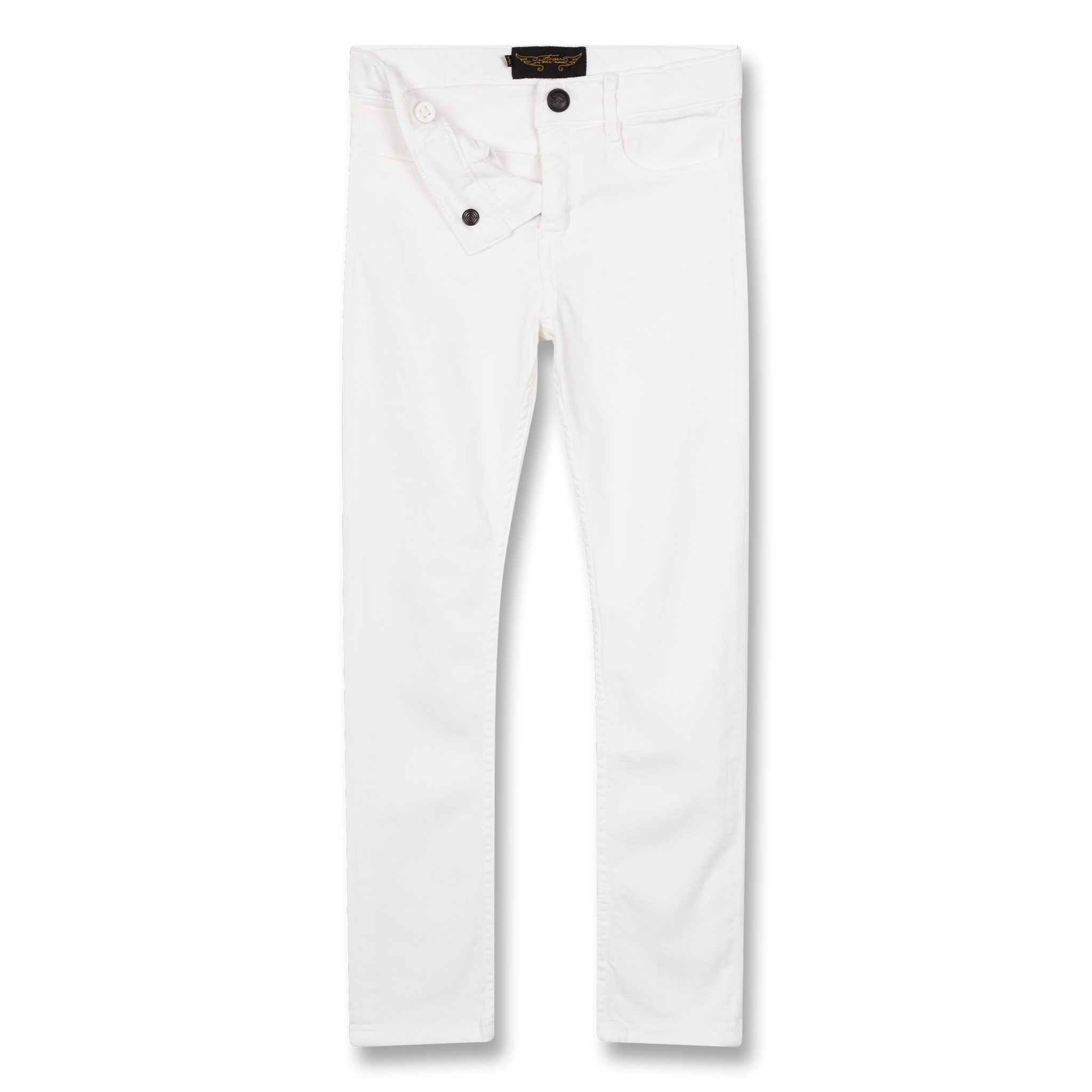 TAMA Optical White - Skinny Fit Jeans 2