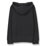 TEMPEST Ash Black Skate Cat - Hight Neck Hoodie 2
