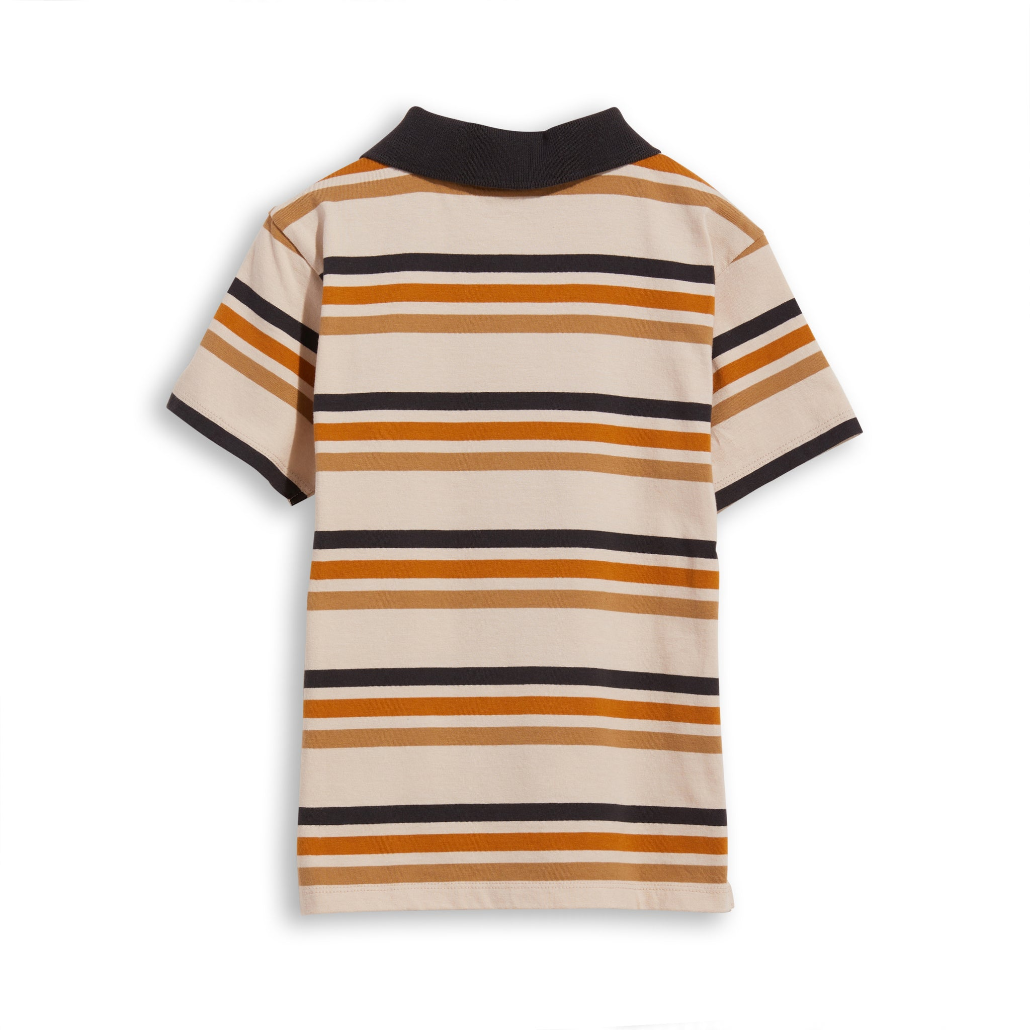 TOMMY Sand Stripes -  Short Sleevess Polo 2