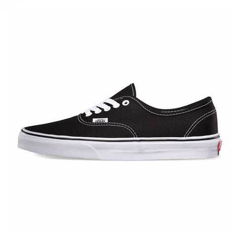 VANS Authentic - Black-True White