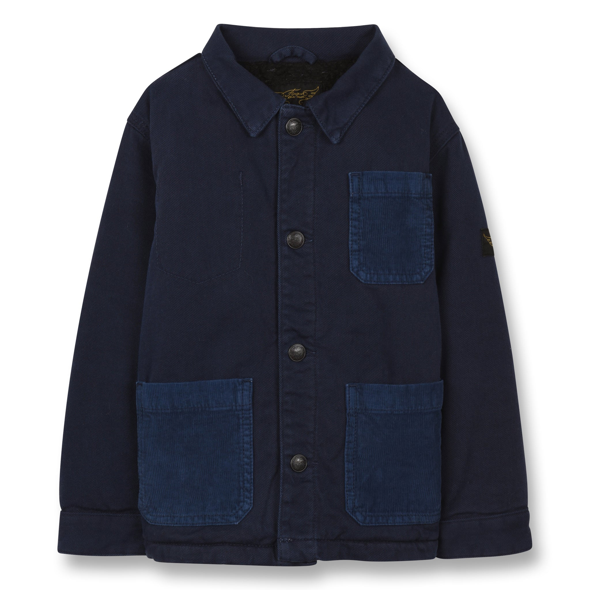 WARREN Sailor Blue - Multipocket Worker Jacket 1