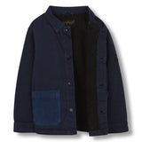 WARREN Sailor Blue - Multipocket Worker Jacket 2