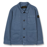 WARREN Stone Blue - Multipocket Worker Jacket 1
