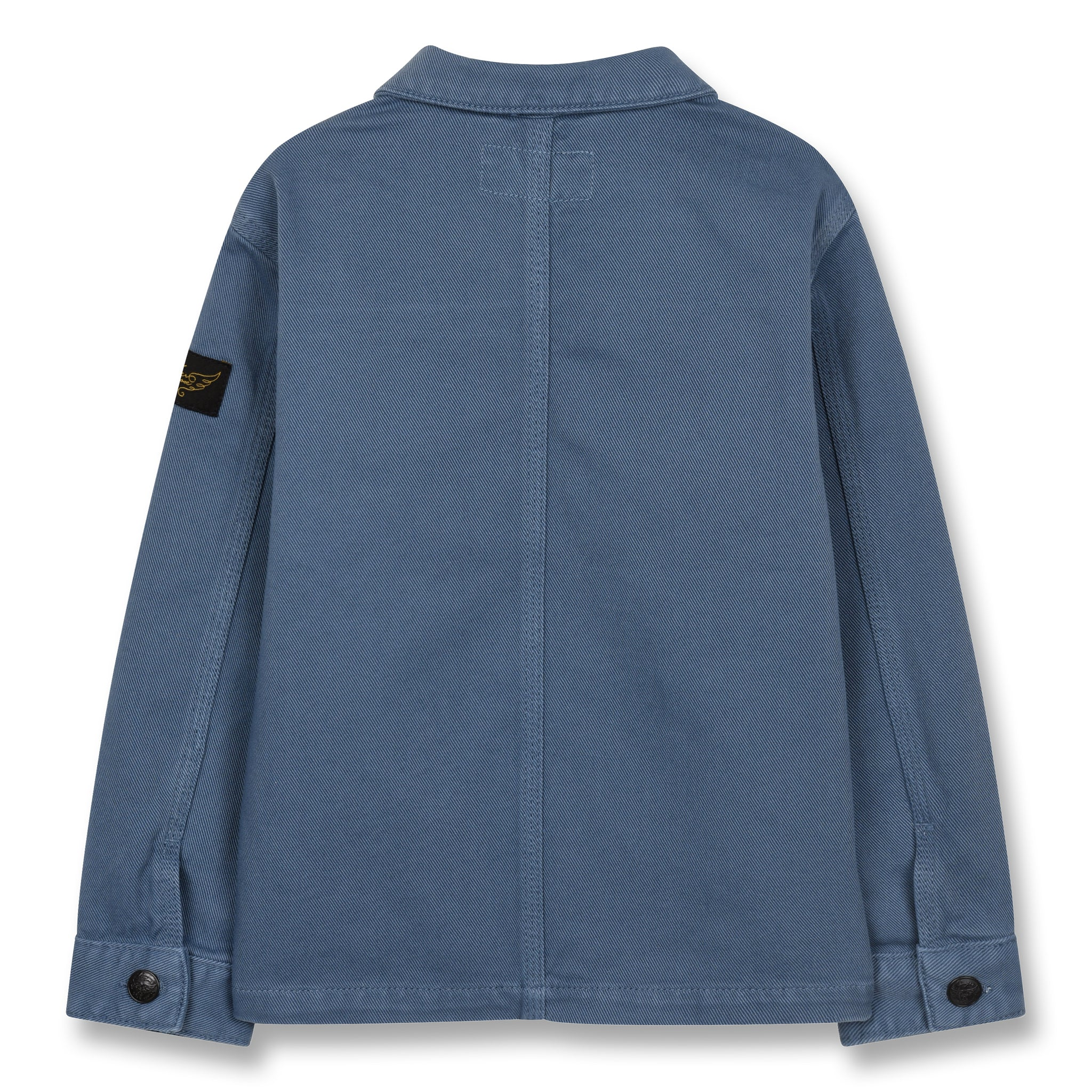 WARREN Stone Blue - Multipocket Worker Jacket 2