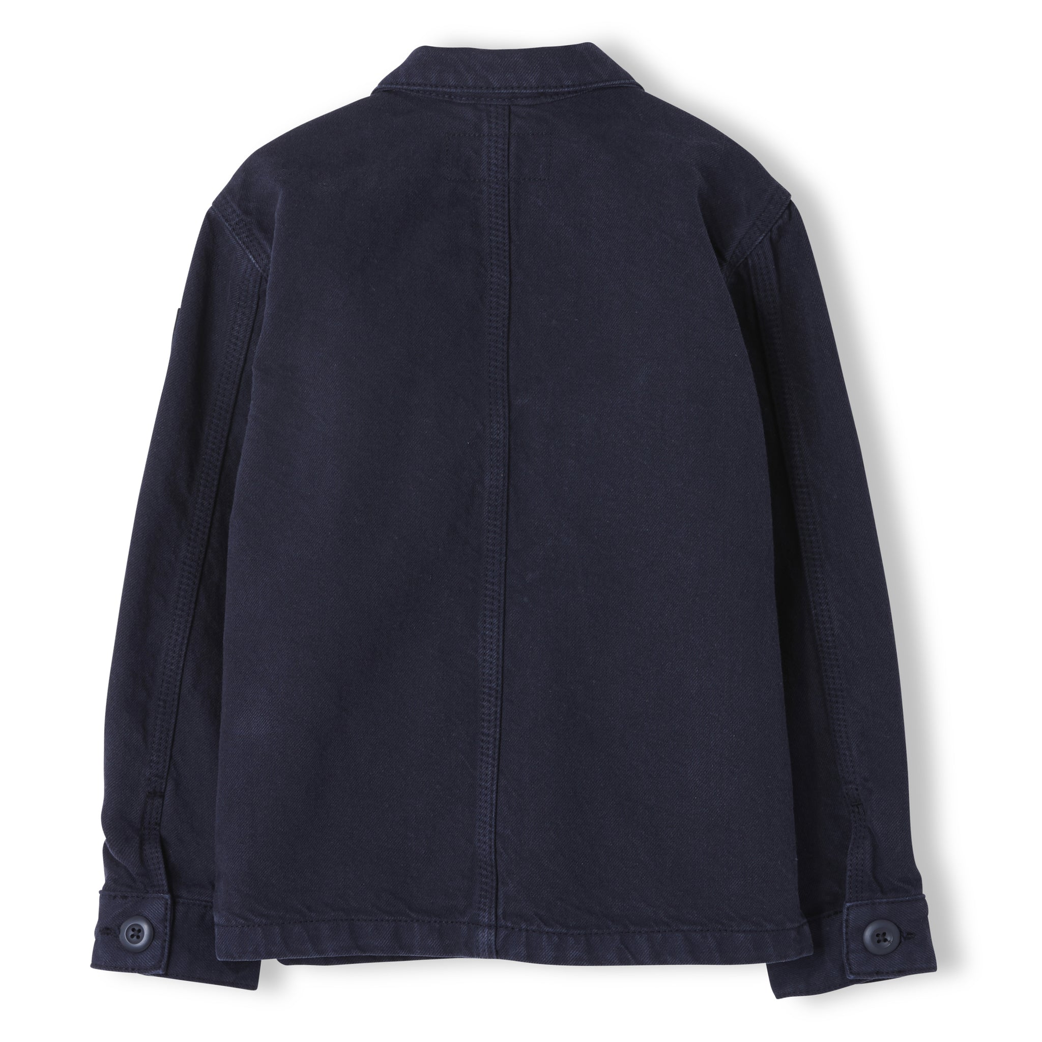 WARREN Super Navy - Unisex Woven Multipocket Jacket 2