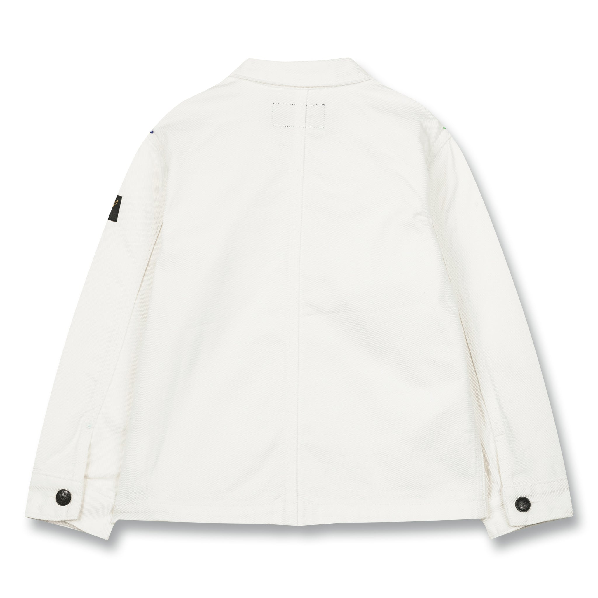 WARREN White - Multipocket Worker Jacket 3