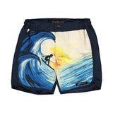 WAVEBOY Multicolor Surfer - Boy Swim Short