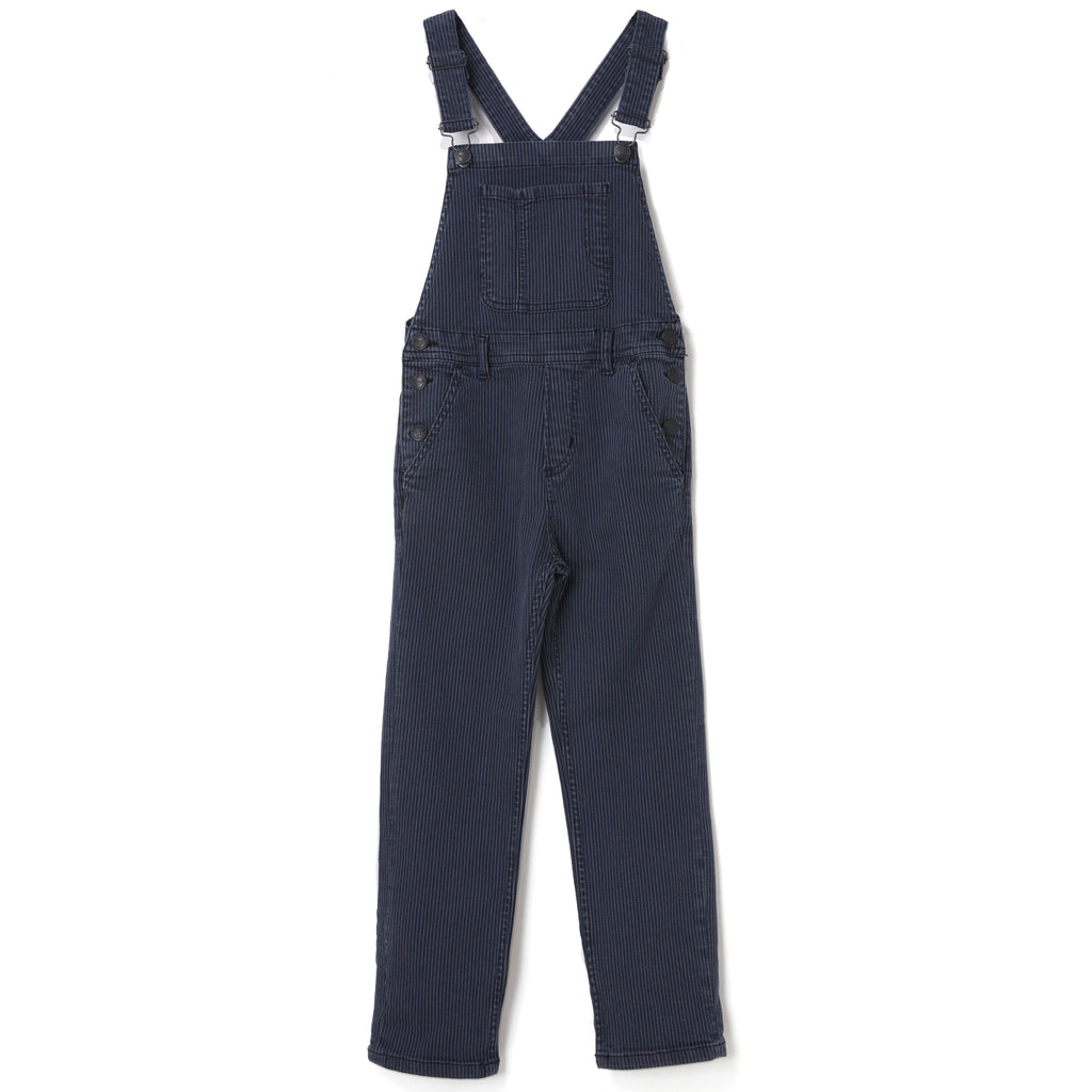 WORKER Coal Stripes - Comfort Fit Overall
