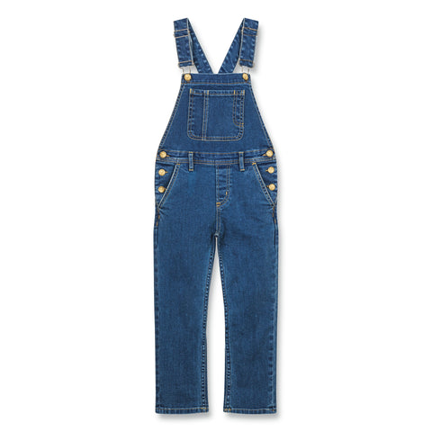 WORKER Country Blue Denim - Loose Fit Overall 1